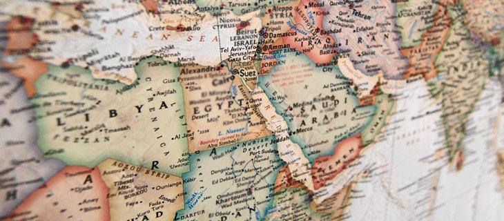 East of Suez banner